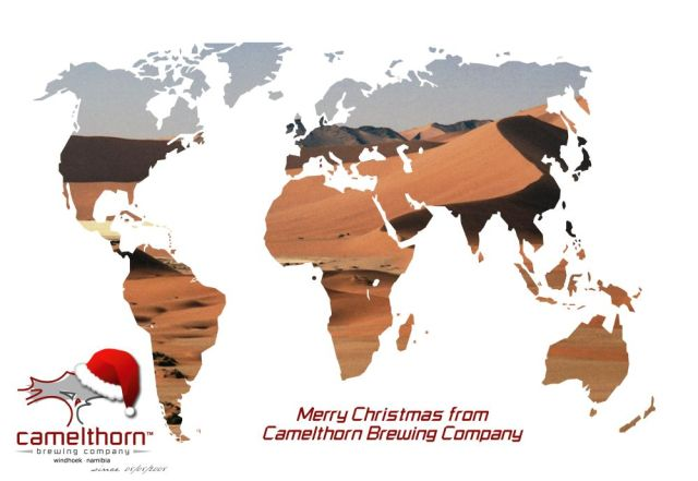 Camelthorn Brewery across the world